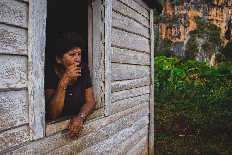 Guajira. Peasant Cigar Showcase April