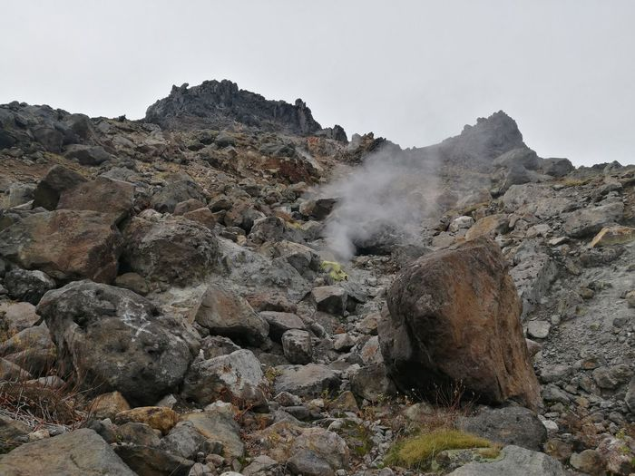 Steam Volcanic