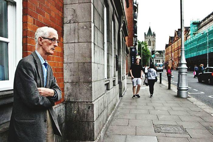 Street Photography Elderlypeople Dublin Street Photography Dublin Ireland Street Portrait Chiarabe