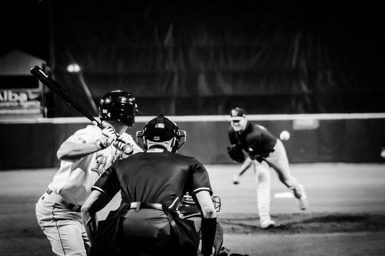 And Here Comes The Pitch Sportsman Athlete Competitive Sport Sports Team Competition Sports Race Stadium Sports Track Sports Clothing Headwear Baseball Player Baseball Glove Baseball Pitcher Baseball Team Baseball - Ball Baseball Helmet Baseball - Sport Baseball Uniform Baseball Bat Baseball Cap Stitching Baseball Diamond