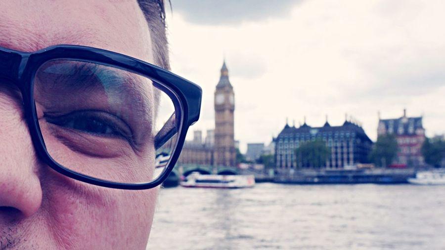 London Big Ben, London Big Ben Small Selfie ✌ Close-up Up And Close Men Myself