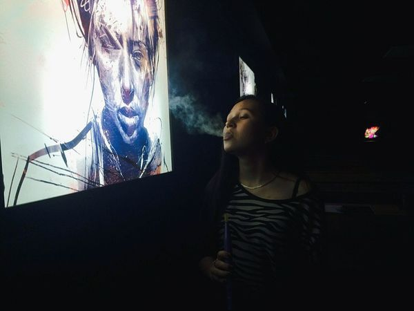 First Eyeem Photo Lounge Bar Fresh Lemon Shisha Relaxing Time Enjoyment