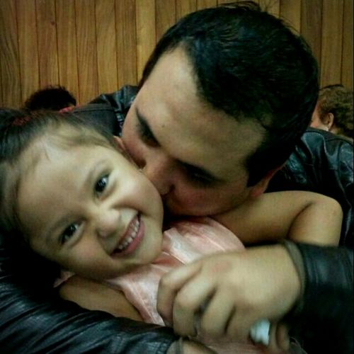 Father's love. I love it. Smile Beautiful Love ♥ Brotherandneice by:me
