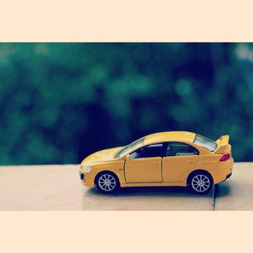 Lancer evolution X Diecast Kinsmart Miniatur Lancer Jdm Mitsubishi 50mm Instapict Pictoftheday Diecastlover Made with @nocrop_rc Rcnocrop