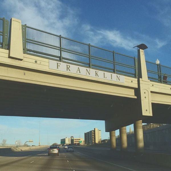 Skyscape Bridge Franklin