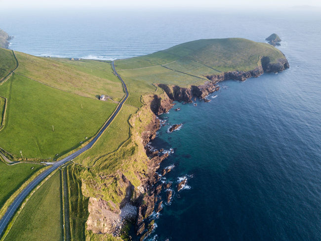 The amazing Dunquin Pier, this time from a slightly different angle ;) Shot with my DJI Mavic from about 100m above sea level. Bird Eyes View Coastline DJI Mavic Pro Drone  Dunquin From My Point Of View From Above  Ireland Road Beauty In Nature Cliff Day Dji Dronephotography Dunquin Pier High Angle View Irland Landscape Nature No People Outdoors Scenics Sea Seascape Water
