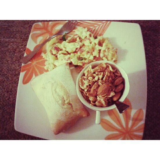 desayunito de Dios :)