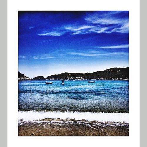 Beach Sea Tranquil Scene Nature Blue Sky Sand Coastline Beauty In Nature Tranquility No People Day Outdoors Scenics Horizon Over Water Water Wave foto by Rosana Nascimento📷®