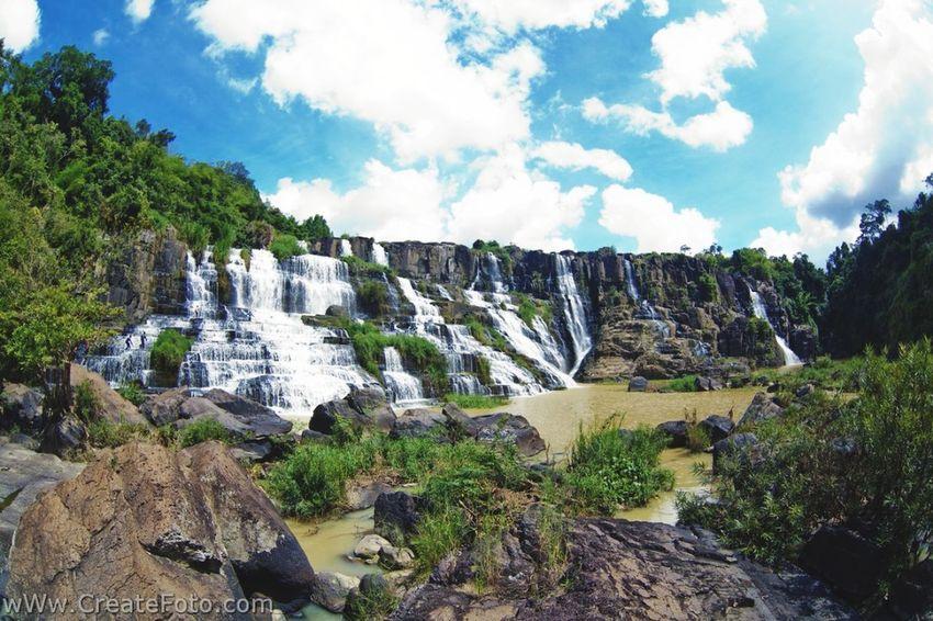 Tourism фотографвьетнам Dalat Vietnam Pongour Waterfall вьетнамфотограф Landscape Vietnam Trip The Places I've Been Today