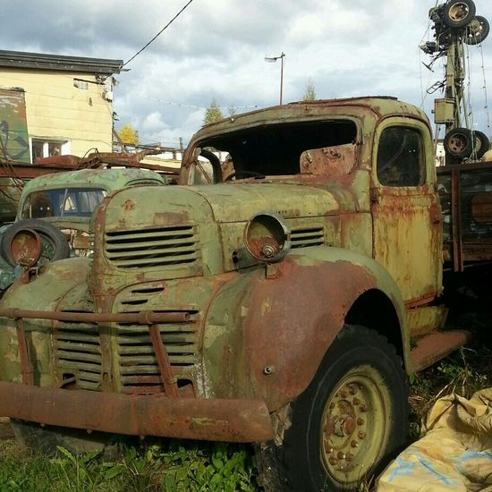 Military Car Old Military Car Rustycar .