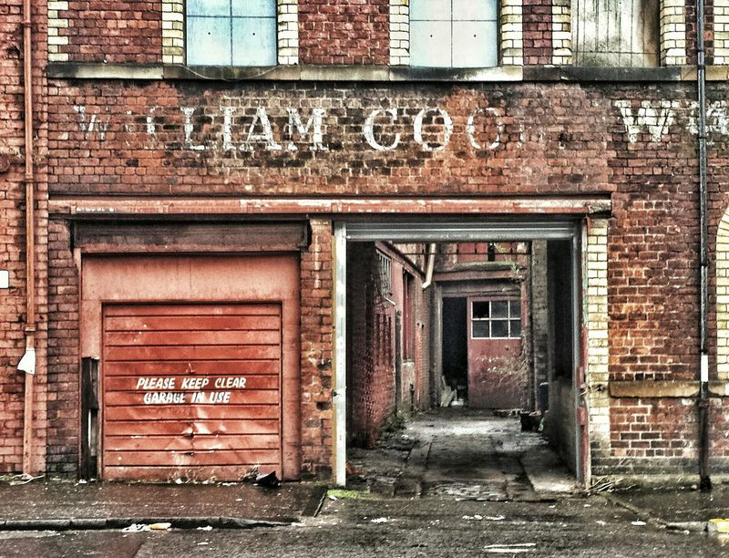 almost Abandoned Ghost Signs