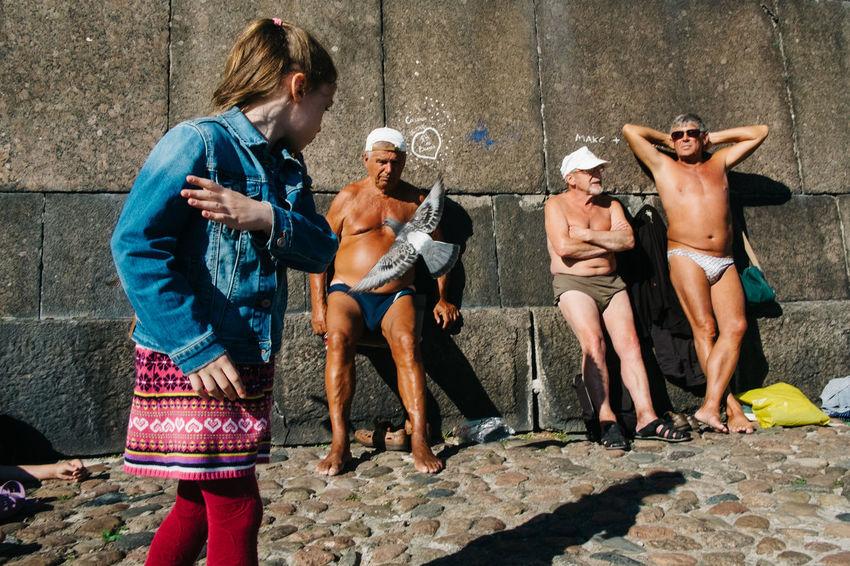Saint Petersburg, Russia The Street Photographer - 2017 EyeEm Awards