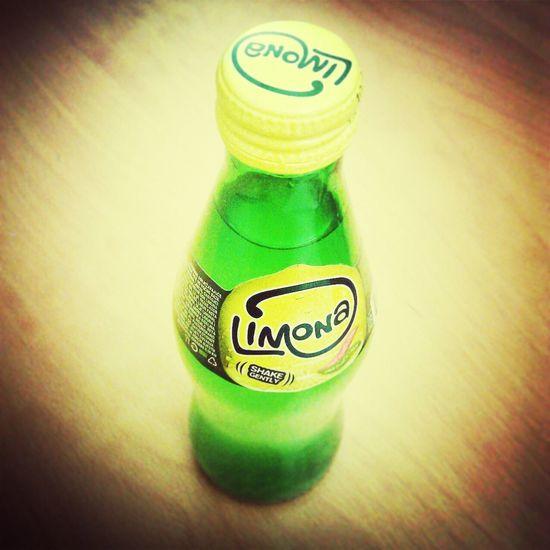 Shake It Gently. Limona