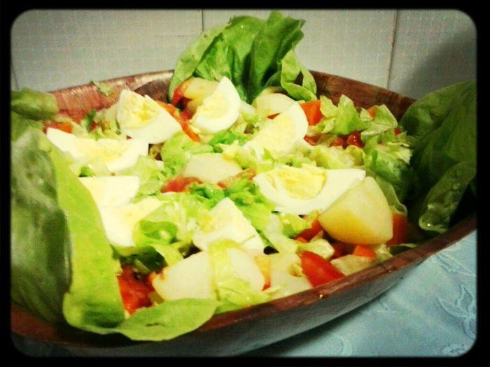 Salada da vovó