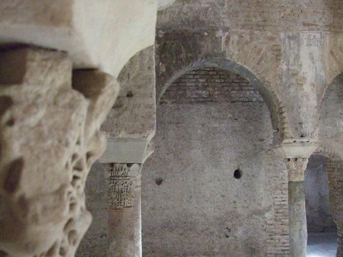 Arab Baths SPAIN Inner Perspective Internal