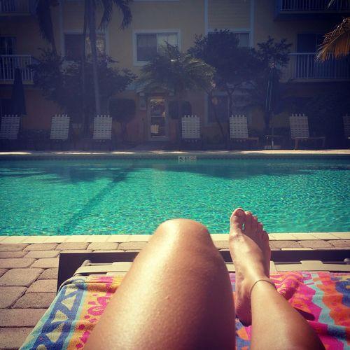 Poolside Florida Ft Lauderdale