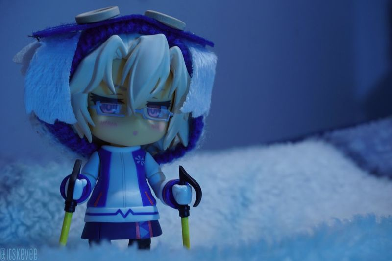 Close-up Freshness Kancolle Kantaicollection Vibrant Color Skiing Nendoroid MUSASHI