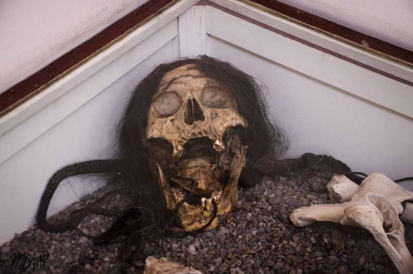 Líneas de Nazca, momias, museos y desierto! Desert Deserts Around The World Momia Momias Architecture Close-up Day History Human Skull Indoors  Low Angle View Mummy