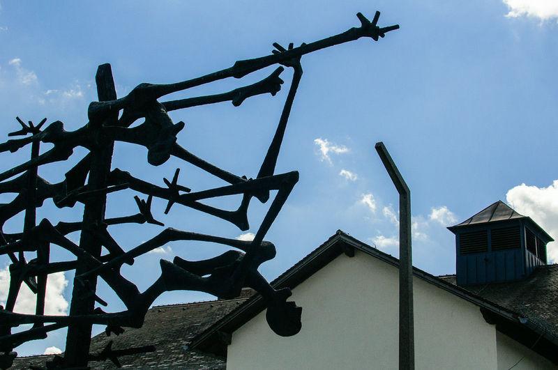 History Monument KZ Dachau