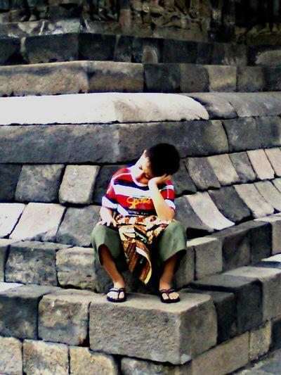 Borobudur Thinkingchild
