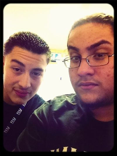 With My Lil Bro PANCHO