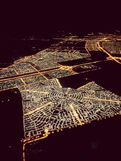 JustUAEthings Fromabove From An Airplane Window Night Lights Night Lights Hola! Aerial Shot Aerial View Aeroplane