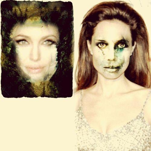 La Natura Angelina Jolie Scambio Facce Rho EyeEm America Selfie ✌
