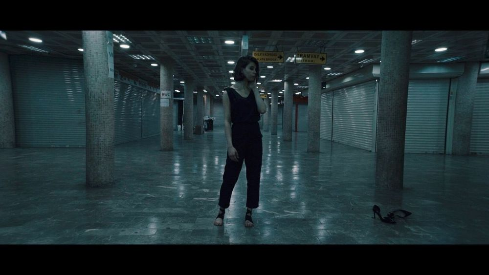 Unreality for Unreal Places of City. Director / Berk Turhan https://vimeo.com/249169845 EyeEm Team EyeEm Cinematic Women Contemporary Dance Contemporary Dance Time Short Film Art Performance Indoors  Illuminated Built Structure Full Length Architecture Warehouse People