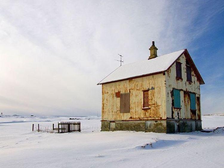 Abandoned life. Iceland Reykjavik Igscandinavia Igiceland Ig_iceland Igscselect Lovesiceland Winter Urbanexploration Igurbex Urbex