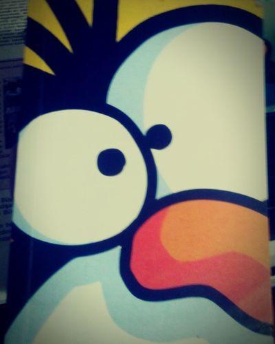 Penguin My Notebook First Eyeem Photo