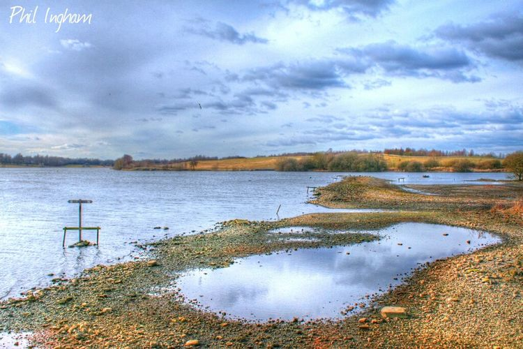 Pennington Flash Country Park. Wigan. Water_collection Nature_collection Hdr_Collection EyeEm Nature Lover EyeEm Best Shots EyeEm Best Shots - My World EyeEm Best Shots - Everything Wet Cloudporn Skyporn