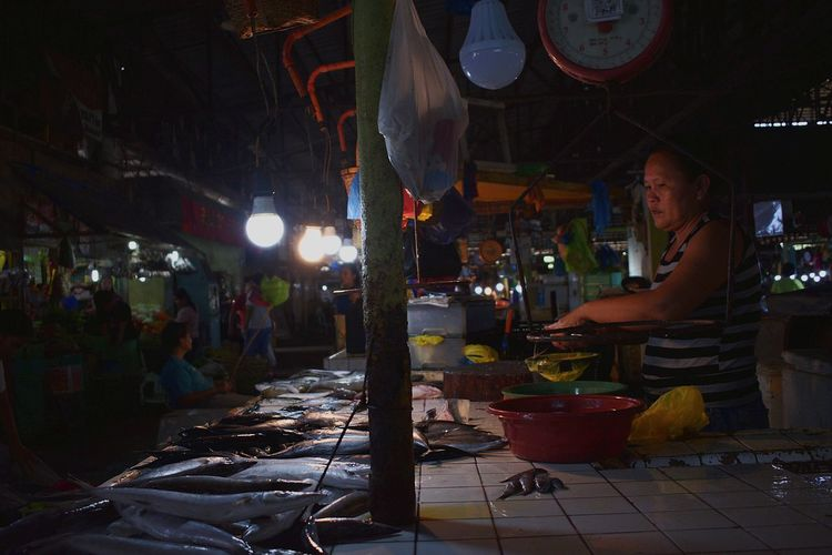 Street Photography Check This Out Eyem Philippines Light And Shadow Bohol Philippines Nightphotography Hello World