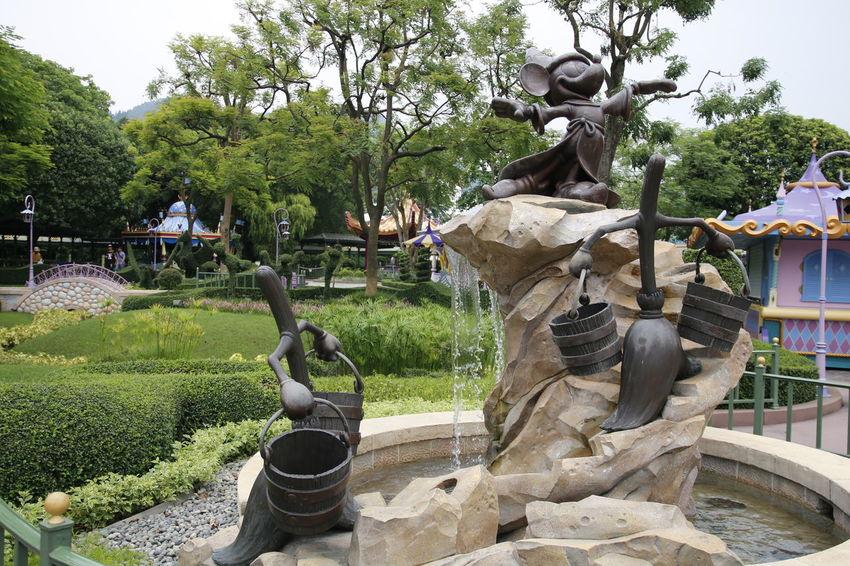 Being A Tourist Disneyland<3 DisneyLandHongKong HongKong Disney Land Disneylandresort 香港 Disney Disneyland Mickey Mickey Mouse