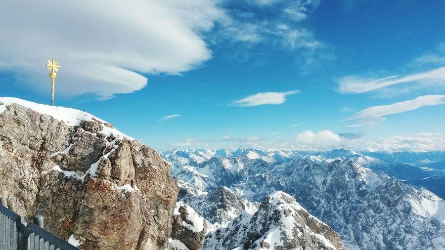Zugspitze On