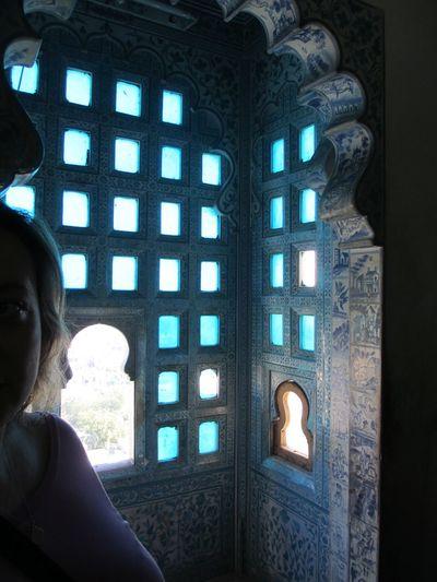 Window in Asia