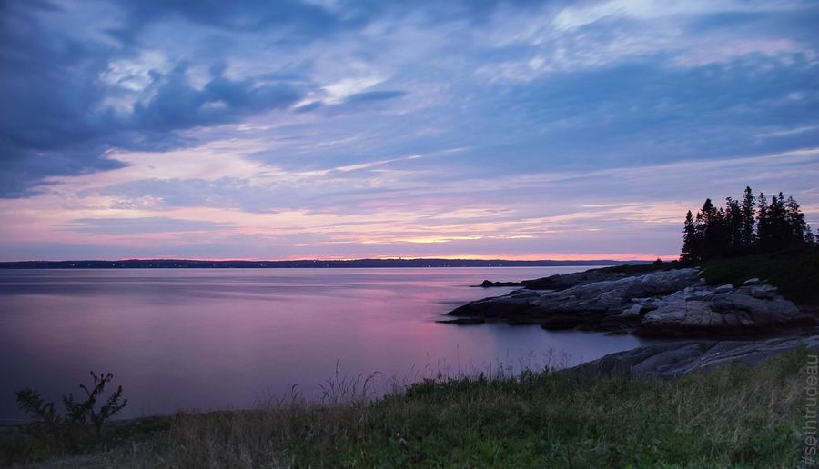 Beautiful Sunset In Maine Water Tranquil Scene Scenics Sunset Tranquility Beauty In Nature Lake Dramatic Sky Reflection Cloud - Sky Non-urban Scene Tourism Atmospheric Mood Sky Nature Idyllic Majestic Sea Sun Travel Destinations Sethtrudeau Photography Maine Clouds Sky