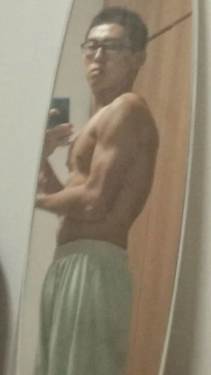 Fitness Training With Hard Work Come Good Results .!