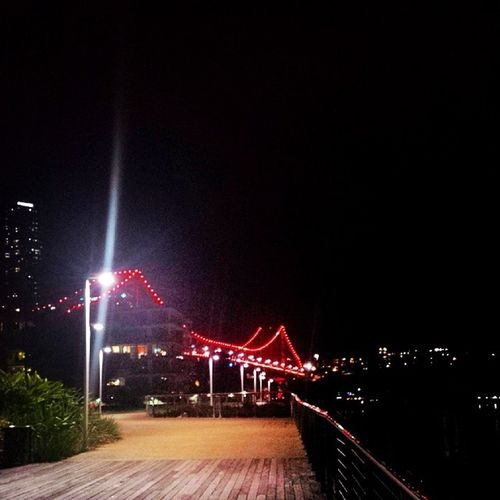 Story bridge ? Walkies