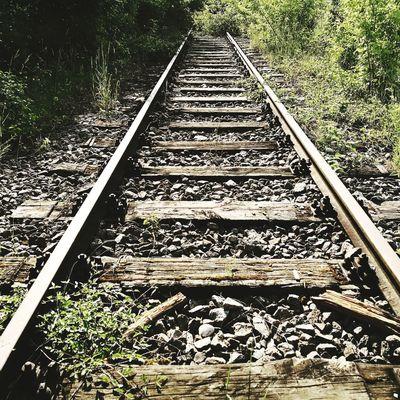Railroad Track Rail Transportation Railroad Tie Parallel Railway Railroad