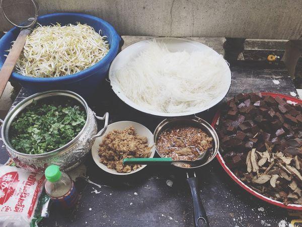 Thailand Samutsakorn Bangyapark Noodles