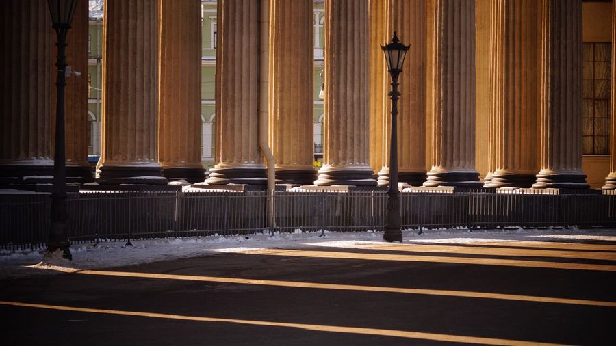 Architectural Column Architecture Law Built Structure No People Outdoors Day EyeEmNewHere