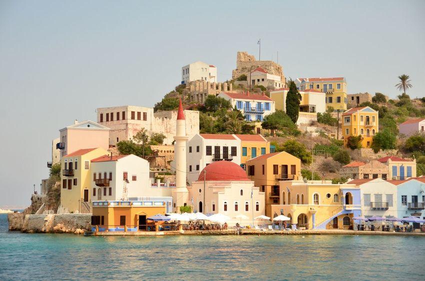MEIS Megisti Kastellorizo Little Island Greek Island