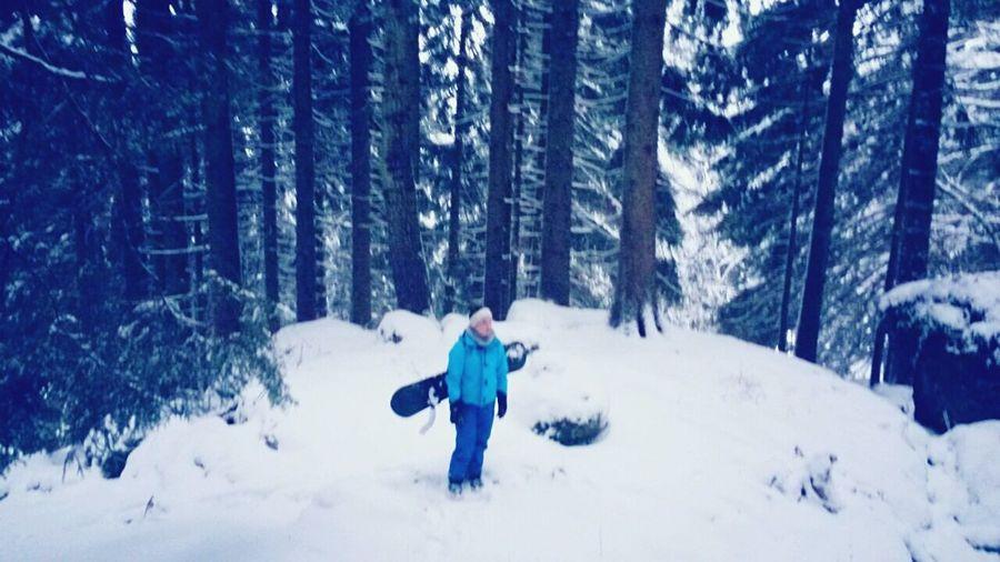 Snowboarding *_*