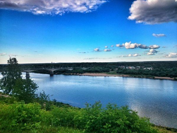 Russia Kirov Krasota Most