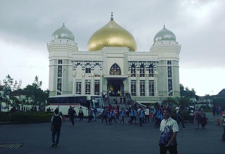 Masjid Agung TSM Bandungjuara Bandung Bandungexplore Mosque Beautifull