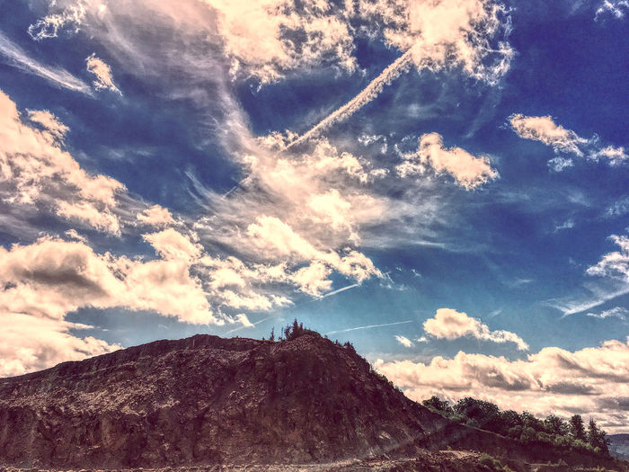 Beauty In Nature Cloud - Sky Day Low Angle View Mountain Nature No People Outdoors Scenics Sky Tranquil Scene Tranquility Your Ticket To Europe EyeEmNewHere