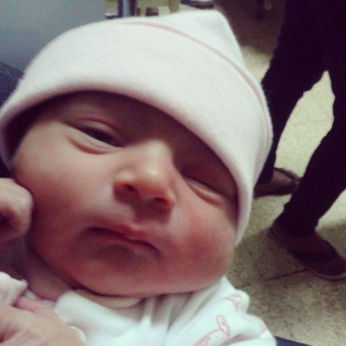 La pequeña KhalenCristina