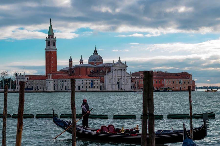 Venice Venezia Italy Gondola - Traditional Boat Nikon Nikonphotography Adventures In The City