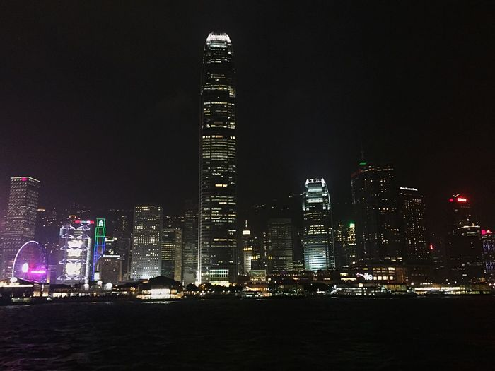 HongKong Hongkong Photos Hong Kong Night Hongkong Night View Travel Trip Memory Gorgeous