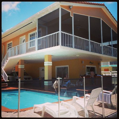 Sweet Vacation Spot! House Vacation Vacationtime Vacationspot keylargo keys floridakeys florida